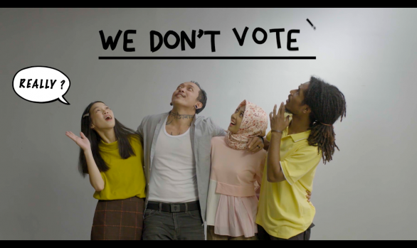We Don't Vote, Really?